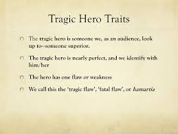 the tragic hero julius caesar tragic hero background a tragic  4 tragic hero traits the tragic hero