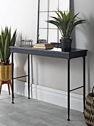 metal console table. metal console table c
