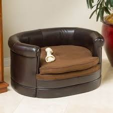 furniture dog bed. dofferville oval cushy dog sofa furniture bed