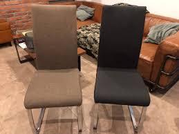 6 Bequeme Moderne Stühle Für Esszimmer In 67547 Worms Für