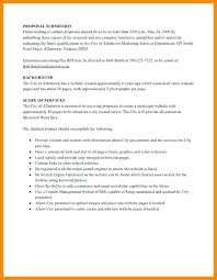 Request For Proposal Template Simple Latter Day Download Basic Rfp ...