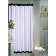white and black shower curtain. White And Black Shower Curtain I