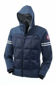 Cheap Men Canada Goose Hybridge Hoody Spirit Ireland