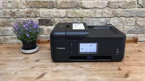 Canon Printer Printing Light Gray Instead Of Black Canon Pixma Tr8550 Review Techradar