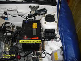where do you the headlight relay plm1 jpg views 5767 size 351 4