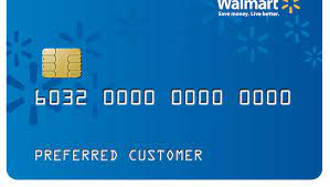 I didn?t get a bill or anything until this well the rewards are pretty good but paying your bill and getting line of credit back is such a pain. Walmart Credit Card