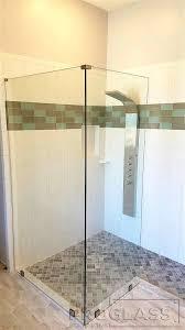 shower door splash guards 1