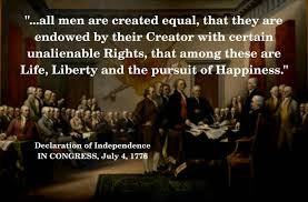 Declaration Of Independence Quotes Classy Quotes About The Declaration Of Independence Great Photos