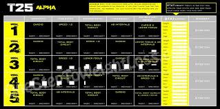 t25 workout calendar t25 alpha t25 alpha workout schedule calendar templates
