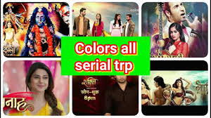 Colors Tv All Serial Trp Result Latest Trp Chart Youtube