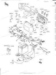 Kawasaki motorcycle 1984 oem parts diagram for chassis electrical rh partzilla 1984 kawaski 1300 1985 kawasaki voyager specs