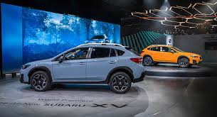 2018 subaru global platform. contemporary global the first redesign since its launch in 2012 the new crosstrek uses subaru  global platform architecture that enhances strength and rigidity of  for 2018 subaru global platform