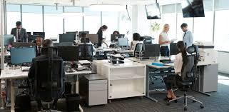 Open floor office Pros Open Floor Plan Office Working Mother New Study Finds Major Reason Open Floor Plan Offices Are Horrible