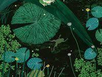 Die 35 besten Bilder von пруд с лилиями | Seerose, Malerei und Lilien