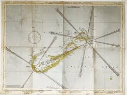 World Aeronautical Chart Jamaica 647 And