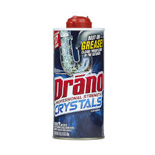 drano 18 oz drain cleaner crystals