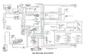 rally pac installation on 1964 1966 mustangs mustang tech articles 2015 Mustang TPS Wiring-Diagram at 2015 Mustang Performance Pack Wiring Diagram