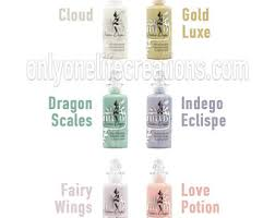Nuvo Mica Mist Choose Your Color In066 Etsy