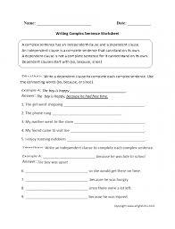 Math. writing sentences worksheets grade 2: Sentence Structure ...