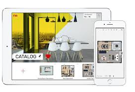 Outstanding floorplanner, to design home & office plans, to furnish rooms,  configure and visualise furniture instantly in 3-D, AR and VR.