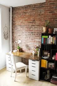 DIY to Try: IKEA Hack - Wooden Desk