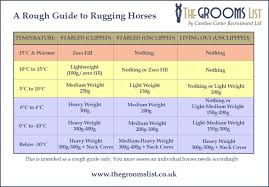 A Basic Guide To Rugging Horses The Grooms List
