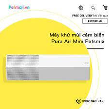 Máy khử mùi cảm biến Pura Air Mini Petsmix