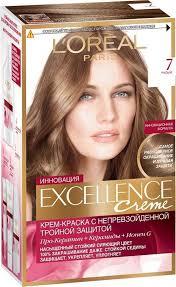 """<b>L'Oreal Paris</b> Стойкая <b>крем</b>-<b>краска для</b> волос """"Excellence ..."""