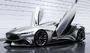 2018 infiniti supercar. unique supercar infiniti vision gt supercar concept front view for 2018