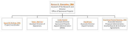 Ut Austin Organizational Chart Organization Charts Office Of Sponsored Projects