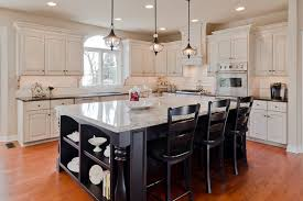 Dark Laminate Flooring In Kitchen Furniture Minimalist Kitchen White Kitchen Cabinet Wooden