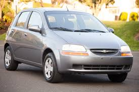 Chevrolet Aveo LS for Sale, CarFax Certified — Used Car With Warranty