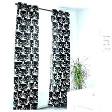 White Patterned Curtains Impressive Gray Patterned Curtains White Patterned Curtains Black And White