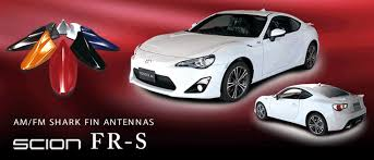beat sonic shark fin antennas for scion fr s fr s