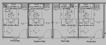 design an office layout. Design 2 An Office Layout