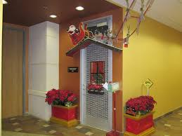 christmas decorating for the office. christmas decorating ideas for office door contest the