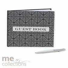 Office Guest Book Guest Book With Pen Me General
