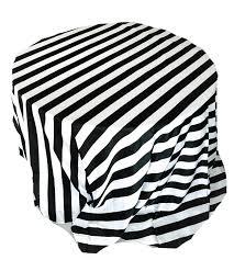 120 120 round black and white stripe tablecloth 3 metre striped black tablecloth