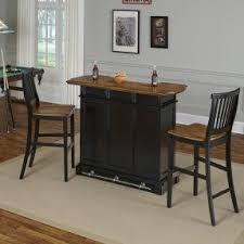 Black Home Bar Furniture Foter