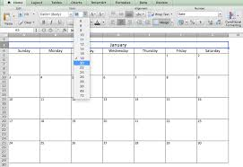 Calendar Format 2015 Free Printable Excel Calendar Templates For 2019 On