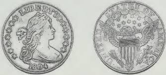 1804 Silver Dollar Value Chart Ans Digital Library Americas Silver Dollars Coinage Of The