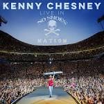 Live in No Shoes Nation album by Kenny Chesney