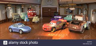 lightning mcqueen and mater and sally. Brilliant Mcqueen SALLY CARRERA LIGHTNING MCQUEEN U0026 MATER CARS 2006  Stock Image On Lightning Mcqueen And Mater Sally