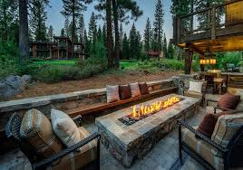 log cabin outdoor furniture patio. how to choose outdoor furniture for your residential cabin log patio i