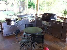 Brown Jordan Outdoor Kitchens Outdoor Cabinets 101 Fireside Outdoor Kitchens