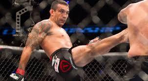 Former champions Fabricio Werdum Anthony Pettis ready for UFC 213