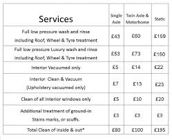 Domestic Cleaning Price List Domestic Cleaners Prices Magdalene Project Org