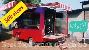 Food Truck Design Best Food Truck Design 1 0 From Foodtrucker Engineering Llp