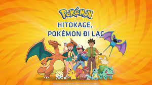 Phim Hoạt Hình Pokémon - Tập 8
