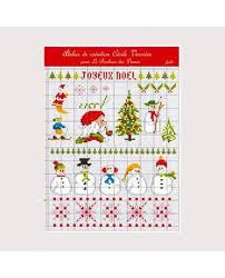 Cross Stitch Chart Merry Christmas